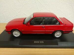 BMW 325i E30 Norev 1:18 Farbe: ROT *NEU* Sondermodell * Lim Edition 1000 Stück *
