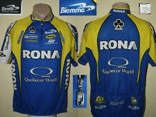 Bike Cycling Jersey Trikot Camiseta Maglia Shirt TEAM RONA Biemme 6/XXL