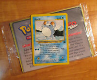 SEALED Pokemon MARILL Card BLACK STAR PROMO Set #29 Wizards of the Coast WOTC