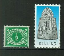 Ireland 2 Stamps Mint Hinged #1030