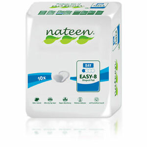 Day Tendercare-Nateen Shaped Incontinence Pads (Blue)