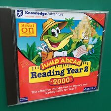 JUMP AHEAD READING YEAR 2 CD-ROM Introduction to Literacy Skills Knowledge 1999