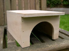"""12"""" x 8"""" x 5.5""""  Guinea Pig / Small Animal Play House / Hide / Shelter"""