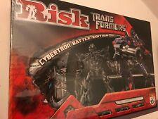 RISK Transformers Cybertron Battle Edition New Parker TRANS FORMERS ROBOTS