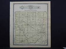 Illinois, Ogle County Map, 1912 S1#7 Township of Flagg