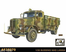 Camion Allemand BUSSING NAG L4500A  4x4 - KIT AFV CLUB 1/35 n° 35270