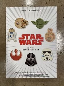 Star Wars 22-Piece Cookie Baking Kit - Cookie Cutters and More - Williams Sonoma