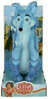 1 PELUCHE CARTOON WALT DISNEY CHANNEL TV ELENA OF AVALOR,BLUE WOLF DOG ZUZO lupo