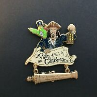 Pirates of the Caribbean - Attraction - The Adventure Continues Disney Pin 47536