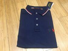 Ralph Lauren Polo   Hombres   Azul Marino/Azul   Size UK M/L/XL 100% Genuino   suave al tacto