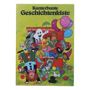 Felicitas Kuhn Buch Kunterbunte Geschichtenkiste