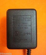 U093040D Oem Vtech Component Telephone Adapter 9 V 400 mA B3.8