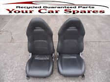 Toyota Celica Front Seats Leather Coupe 99-06 Mk7