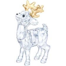 Swarovski Santa's Reindeer 5223261 NIB