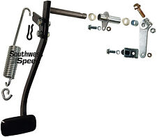 NEW 55-56 CHEVY CLUTCH PEDAL KIT,RETURN SPRING,HANGER,STOPPER BRACKET,OUTPUT ARM