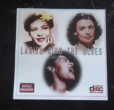 Compilation CD - Ladies Sing The Blues - Ma Rainey, Bessie Smith, Lena Horne