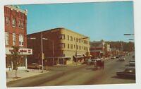 Unused Postcard Main Street Heart of Dutchland Ephrata Pennsylvania PA