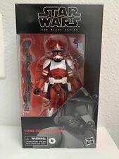 clone wars commander fox action figure