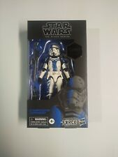 Star Wars The Force Unleashed Black Series 6 inch Stormtrooper Commander