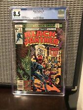 Black Panther #3  CGC 8.5 1977 Marvel Jack Kirby Comic Stan Lee Klaw