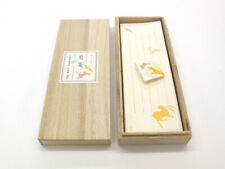 Boxed memo pad 100 sheets Japanese paper/rabbit Letter paper (KI-013)