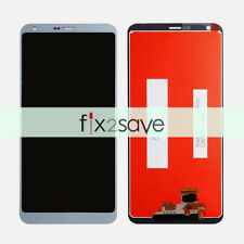 US Platinum Gray Display LCD Screen Touch Screen Digitizer Replacement For LG G6