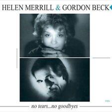 No Tears, No Goodbyes by Helen Merrill (CD, Aug-2003, Sunnyside Communications)
