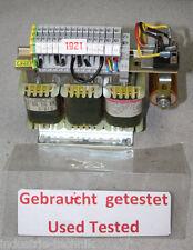 Bobolowski Trifase Alimentatore prim 3x220 -380 V 0, 28A sek 24V 6-00A Lst 130VA