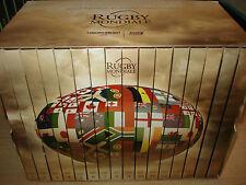 BOX 16 DVD ORIGINALI RUGBY MONDIALE ITALIA SEI NAZIONI COPPA DEL MONDO HISTORY