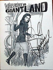 Autographed Land of the Giants TV Novel- Deanna Lund