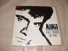 """MANGO  SANREMO'87 """" DAL CUORE IN POI """" ITALY'87"""