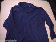 Womens Ladies Huntington Ridge Small Long Sleeve Clothes Shirt