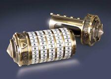 Da Vinci Code Replik Kryptex SAKRILEG Rolle Mini Kryptex Hochzeit Geschenk
