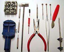 Uhrmacher Werkzeug Set einfaches Basis Uhrmacherwerkzeug