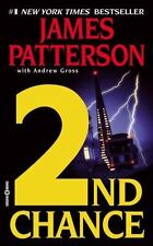 2nd Chance James Patterson Women's Murder Club paperback book FREE USA SHIPPING