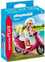 CS9084 Girl with Vespa Year 2017 9084 Playmobil,Special,Special,Motorcycle