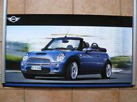 Mini Cooper S Cabriolet - POSTER 84 x 46 cm Plakat