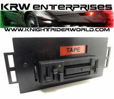 1982-1992 PONTIAC FIREBIRD K2000 KNIGHT RIDER KITT KARR RADIO SYSTEM TAPE STEREO