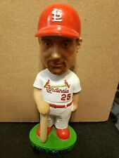 Mark McGwire Bobblehead St. Louis Cardinals Sga Bobble Dobbles 2001