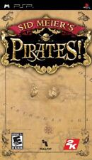 SID MEIERS PIRATES! PSP GAME