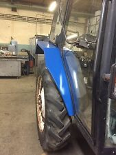 A pair of tractor mudguards to fit Ford Ap Cab 30 Series