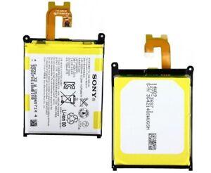 Original Akku LIS1543ERPC Sony Xperia Z2 D6503 Handy Batterie 3200mAh Accu Neu