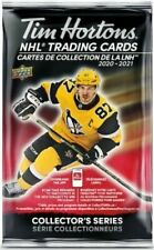 Tim Hortons Upper Deck 2020 Hockey Cards - U Choose (Base ,FT,CC, RD,GE,Canvas+)