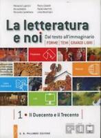 LETTERATURA E NOI 1+2+La scrittura, Cataldi, PALUMBO, Cod:9788860176813 (3Tomi)