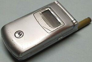 Motorola T720c Flip Style Cell Phone