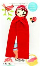 New listing Poseable Red Riding Hood Fantasy - Jolee's Le Grande Scrapbook Craft Sticker
