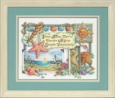 Dimensions - Counted Cross Stitch Kit - Simple Treasures - D13696