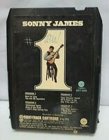 Sony James Self Titled (8 Track Tape) Music