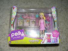 Polly Pocket Designables Bedroom Loft Brand New