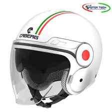 CASCO JET CABERG UPTWON ITALIA TAGLIA M (57-58) MOTO SCOOTER